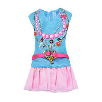Newest Doll Dress Beautiful Party Clothes Top Fashion Dress For Doll FT