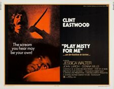 16mm feature-Play misty for me-Clint Eastwood, english sound