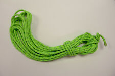 "Teufelberger Premium Rope KM III 3/8"" X 58' Safety Green Whipped Ends"
