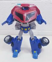 Transformers Hasbro 2007 Optimus Prime AutoBot Toy Figure Childrens Electronic