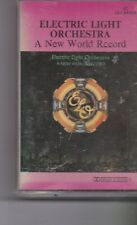 Electric Light Orchestra-A New World Record music Cassette