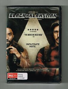Blackkklansman Dvd - Brand New & Sealed