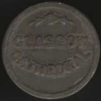 Glasgow Cathedral Uniface Token | Pennies2Pounds