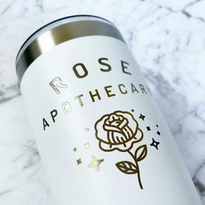 Rose Apothecary Cup   Schitts Creek   Wine Glass   Custom   Coffee   Tumbler