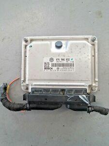 2006 2007 Volkswagen BEETLE 2.5L CONTROL MODULE ECU ECM 07K906032