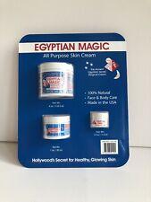 Egyptian Magic Skin Cream 100% Natural, 5.25 oz New&Sealed