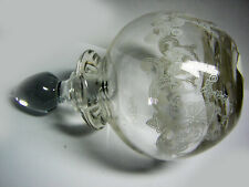 Clayre & Eef * Parfümflasche * Flakon * Glasstopfen * Glas * Nostalgie * perfume
