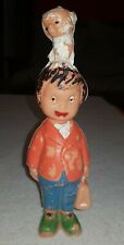 MARCO FROM THE APENNINES TO THE ANDES PLASTIC DOLL Uruguay 1976 ISAOTAKAHATA