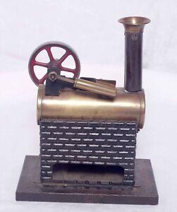 Vintage Doll et Cie (?) live steam stationary engine