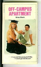 OFF CAMPUS APARTMENT, rare US Beacon SCL college sleaze gga pulp vintage pb