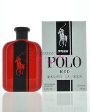 RALPH LAUREN POLO RED INTENSE 4.2 oz EAU DE PARFUM SPRAY Demonstration Box