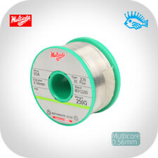 Multicore Imported Solder Wire 3 Core Wire Diameter 056mm 250g Whole Roll