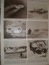 Photo article the Britten-Norman Hovercraft CC-2 1963 Z4