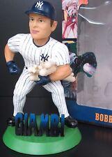 """NIB 7"""" Jason Giambi Super Sports Heroes Bobble Dobbles Head Doll NY Yankees"""