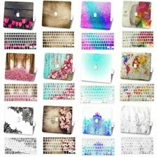 """Marble Flower Hard Rubberized Case Cover For Macbook Pro Air 11"""" 12"""" 13"""" 15"""" 16"""""""