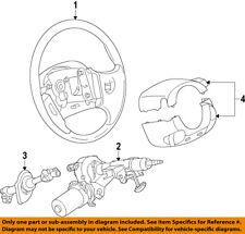 GMC GM OEM 12-17 Terrain-Steering Wheel 23290600