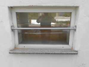 Fenster Absturzsicherung Fenstergitter Sicherheitsstange Fallschutz Sicherung