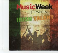 (FR75) Music Week Presents Irish Talent, 14 tracks various artists - 2010 CD