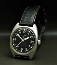 Military Mechanical Watch - Montre Militaire mécanique - Cyma - Broad Arrow