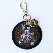 GILLIE AND MARC. Direct from artists. Authentic Vespa Riders - Artwork Keyring