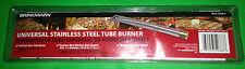 NEW Brinkmann Universal Gas Grill Stainless Steel Tube Burner 812-7234-S NOS NIP