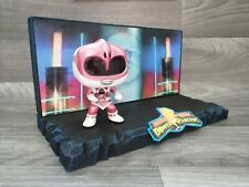 POWER RANGERS FUNKO POPS. F.P.D DISPLAY STAND. MYSTERY MINIS, DORBZ, POPS.