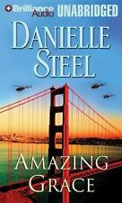 AMAZING GRACE unabridged audio book on CD by DANIELLE STEEL - Brand New!