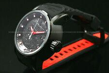 New Invicta Men S1 RallyYAKUZA DRAGON NH35 AUTOMATIC 24 Jewels Black Strap Watch