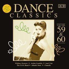 DANCE CLASSICS 59 & 60 2 CD NEU