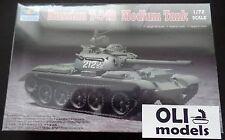 1/72 Russian T-54B Medium Tank - Trumpeter 07281