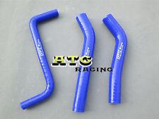 Silicone radiator Coolant hose for Honda TRX450R TRX450 2004-2009 05 06 07 BLUE