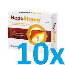 10xStarPharma HepaStrong 400 TAB -DETOX liver detox Protect Essentiale effective