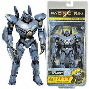 "Jaeger Striker Eureka 7"" Action Figure Figurines Toy For Pacific Rim Series 1"