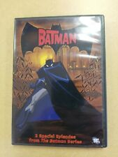 The Batman: The Rubber Face Of Comedy and The Clay Face Of Tragedy (DVD, 2005)