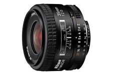 NEW Nikon Camera Lens AF Nikkor 35mm f/2D Camera Accessories