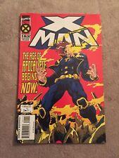 X-MAN #1 1st Nate Grey (X-man) [Marvel Comics, 1995]
