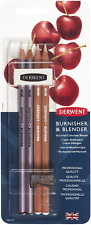 Derwent Blender and Burnisher Blister Set For Pencil Drawing & Sketching 2301774