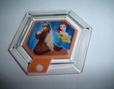 DISNEY INFINITY Power Disc Princess Belle's Horse Phillipe PS3 Wii XBox Series3