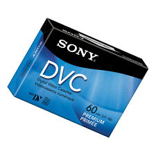 1 Sony DVC Mini DV video tape for DCR HC52 HC62 HC65 HC85 HC90 HC96 camcorder