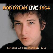 Bootleg Series V.6: Live 1964 by Bob Dylan (CD, Nov-2003, Sony)