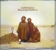 (O668) Lowgold, Burning Embers - DJ CD