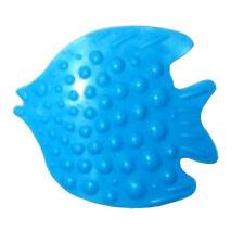 Antideslizantes para bañera en pvc forma de pez  (Conjunto de 2 paquetes)
