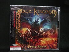 MAGIC KINGDOM Savage Requiem + 1 JAPAN CD Iron Mask Adagio Random Eyes Yngwie M.