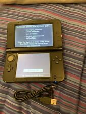 NINTENDO 3DS XL BLUE IN GOOD CONDITION