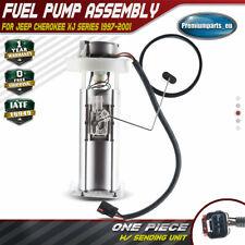 Fuel Pump Assembly for Jeep Cherokee XJ 97-01 W/ Sending Unit 2.5 4.0L 5012953AC