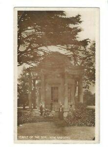 Postcard Kew Gardens Temple of The Sun Gale & Ponden  RP