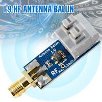 DE Miniatur Balun von Low-Cost 1 : 9 Langdraht-HF-Antenne RTL-SDR 160m-6m 2020