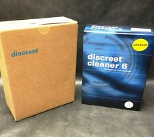 Discreet Cleaner 6 Upgrade for Mac - Audio/Video Media Encoding Software