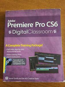 Premiere Pro CS6 Digital Classroom - Paperback By Smith, Jerron -