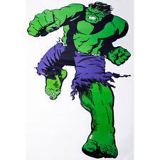 Marvel Marvel Comics Life Size Hulk Wall Sticker (Was £30)